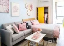 2.公寓直租 11号线精装大单间 采光强通风好 家私齐全 直接拎包入住