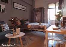 整租 11号线福永地铁站 精装公寓 家私家电齐全拎包入住