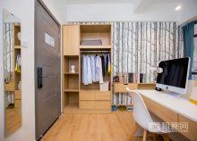 欧式豪华精装公寓单间 家私齐 采光好 可做饭有阳台 近地铁口-3