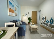 白石龙地铁口100米,小区一房一厅-5