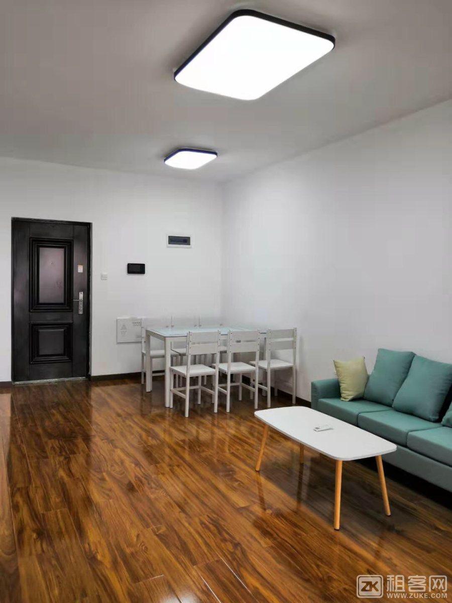 揽胜公园新房两室两厅一卫