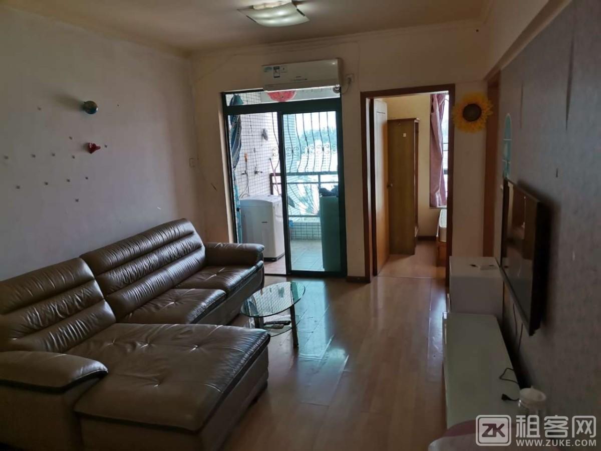 黄贝岭地铁站两房一厅精装修拎包入住