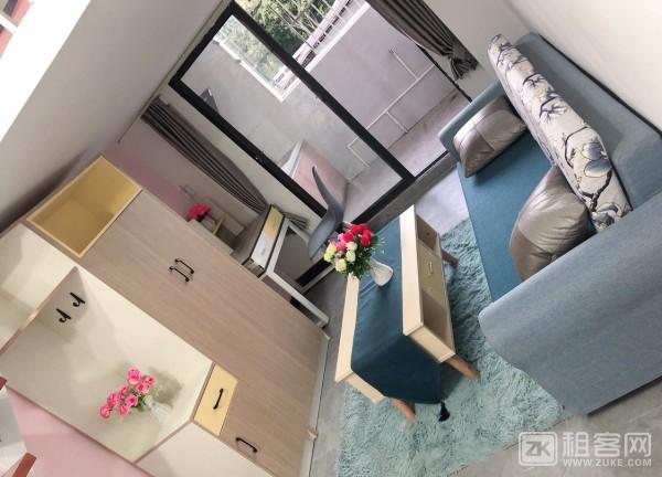 房东直租-非中介广州海珠3号线大塘地铁口旁一房一厅、单间、两房一厅、复式公寓出租1500元/月起-5