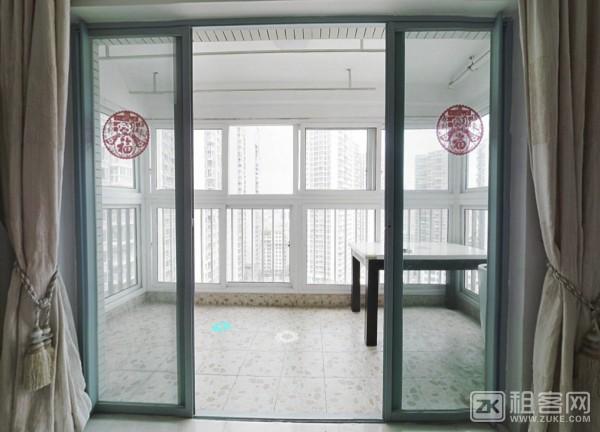南山书城地铁口 97平 大2房2厅-6
