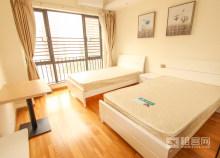 深圳北附近 一房大开间整租 家具齐全 无中介费-2
