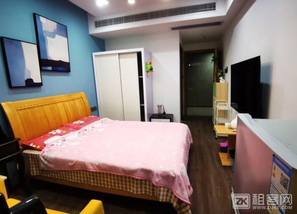 传麒景苑公寓,温馨小屋,配置齐全,随时入住-5