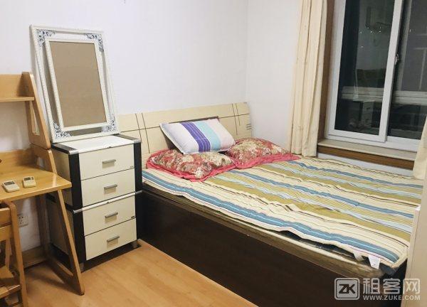 福田区上沙地铁三房一厅一卫7600月付。-2