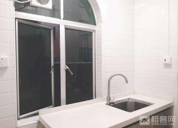 7号线沙尾地铁站公寓单间押一付一1500起-2