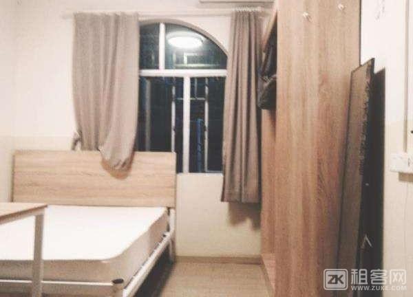 7号线沙尾地铁站公寓单间押一付一1500起-3