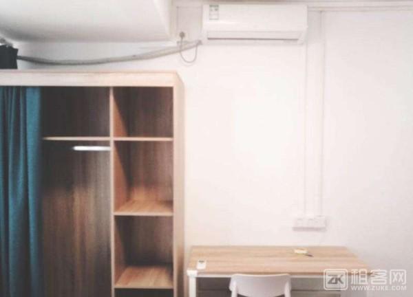 7号线沙尾地铁站公寓单间押一付一1500起-6