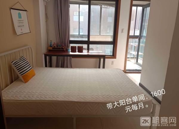 亲亲家园三期带大阳台单间出租,价格优惠,房东直租-1