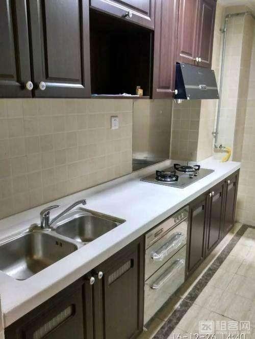 百客公寓 单房 空调 洗衣机 冰箱-2